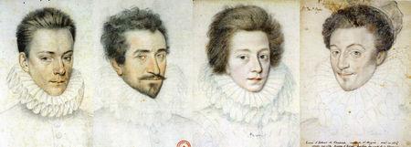 Fraise de 1576 à 1578