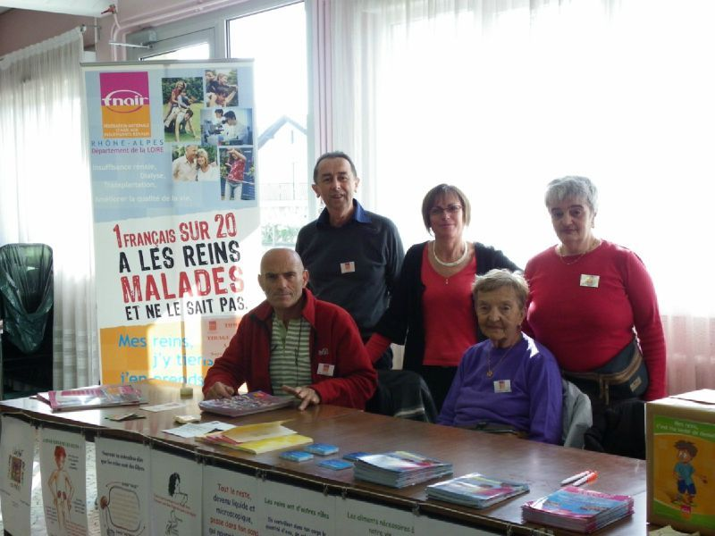 Rencontres solidaires roanne