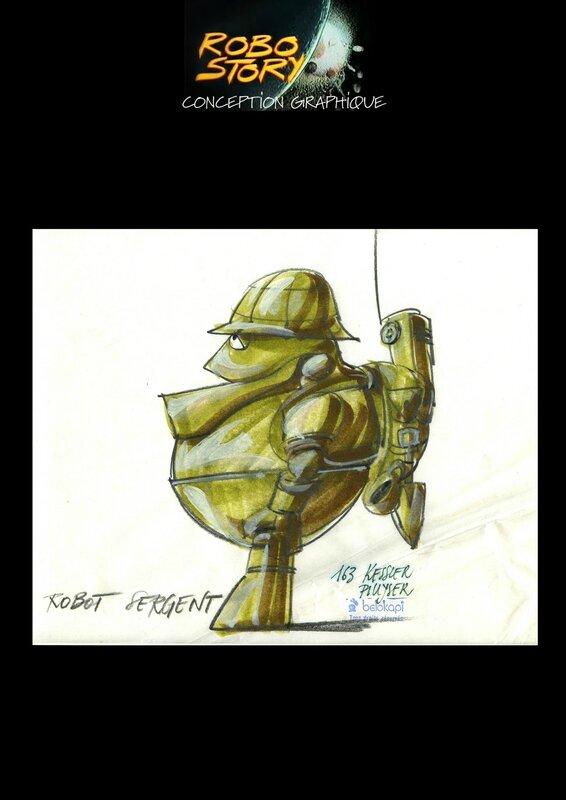 ROBO SERGENT