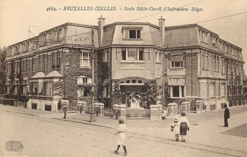 CPA Uccle Clinique Cavell