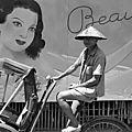 Xà bông Việt Nam. Publicité, 1950.