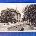 Kreishaus mit neuer Brücke