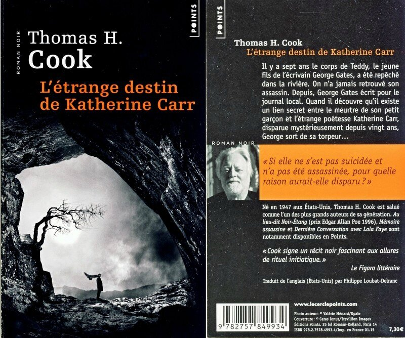 L'étrange destin de Katherine Carr - Thomas H