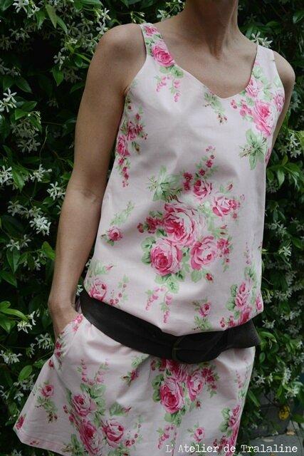 Tralaline en Mirage de roses anglaises (3)