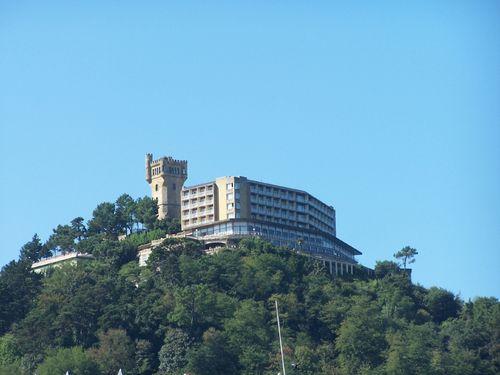 San Sebastian-Monte Igueldo