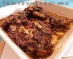 poulet à la menthe et aux épices
