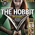 Tauriel Entertainment Weekly cover