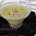 Jari-jeri bel foul ou soupe de fevettes