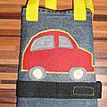 tapis de jeux voitures a emporter, fold and go car mat
