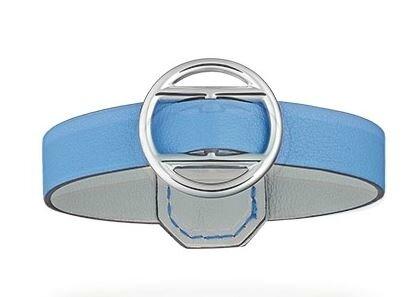 bracelet en cuir petit h