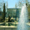 Jardin des plantes, Rouen