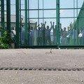 Les prisonniers du centre ferme de Vottem