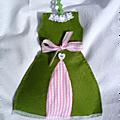 Sachet robe de lavande