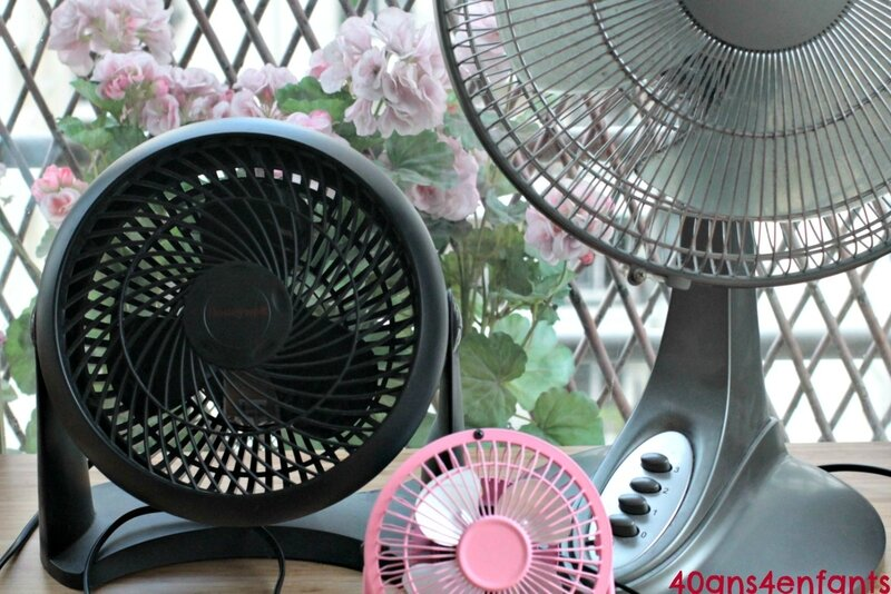 avis ventilateurs