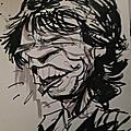 Mick jagger (croquis)