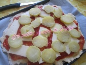 Pizza raclette08