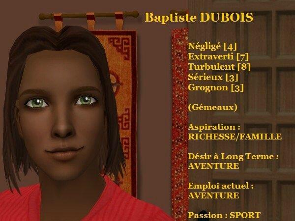 Baptiste DUBOIS