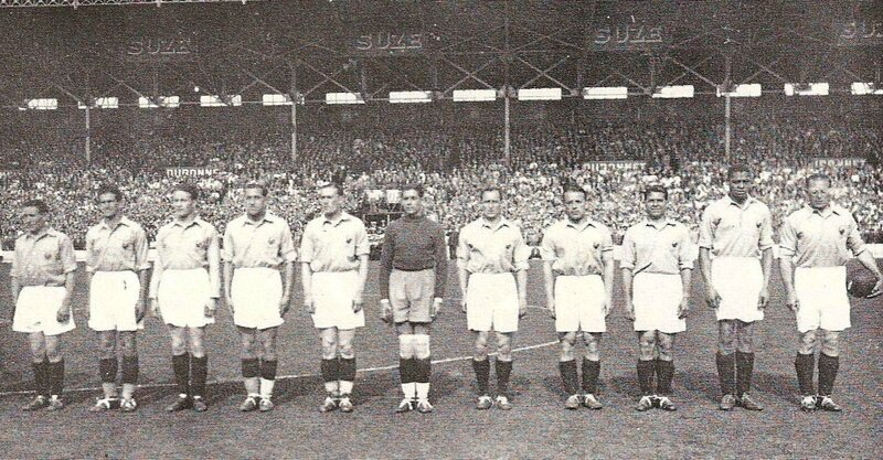 1938 Photo Equipe France 001R
