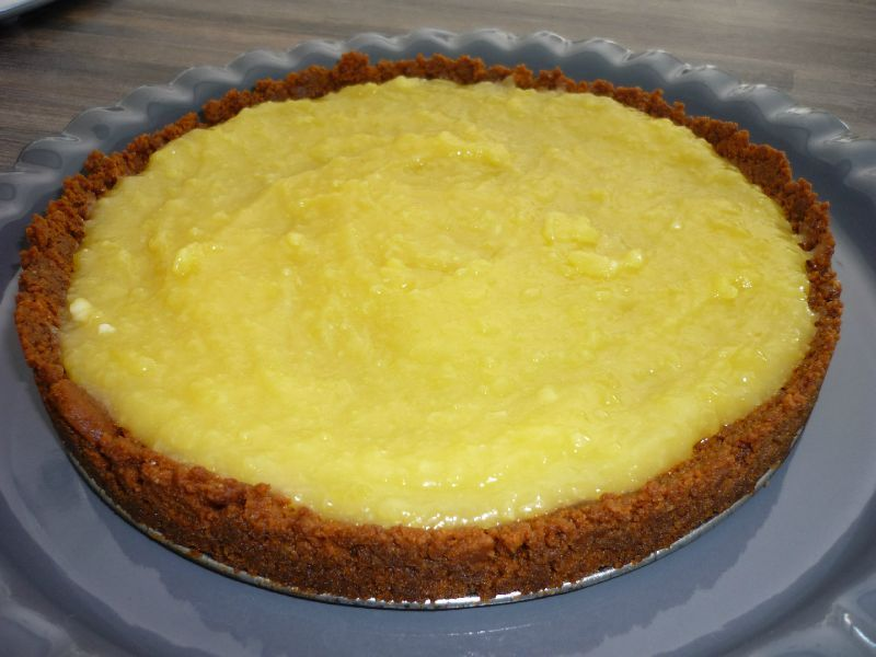 Sehr Un tour en cuisine 42: Tarte aux citrons vert et spéculoos - Chez Ale ZI87