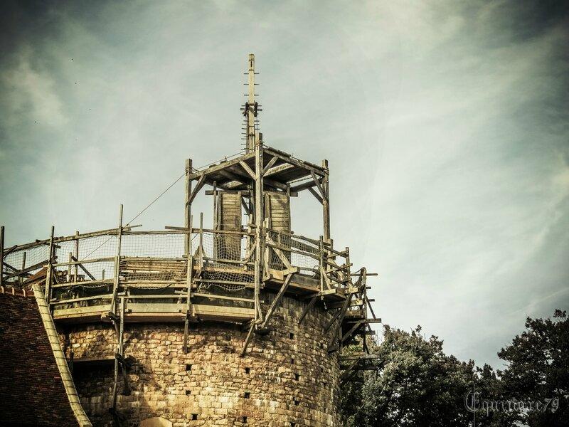 comment constuire un château au moyen age (1)