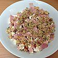 Une petite salade d'été :)