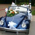 Volkswagen beetle coccinelle décapotable