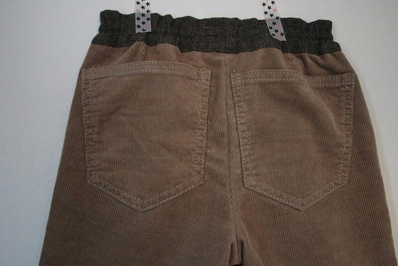 pantalon charlesL5