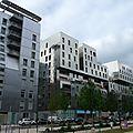 Lyon, confluence d'architectures