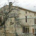 L'ancienne église romane de saint-andré de congénies par loic vannson