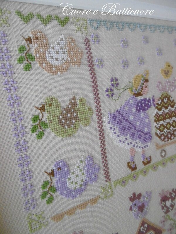 easter in quilt 4