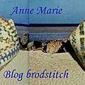 Biscornu mystère février 2013_Brodstitch