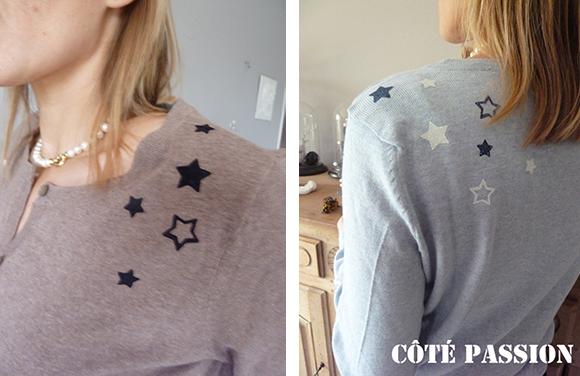 Côté Passion customisationStars