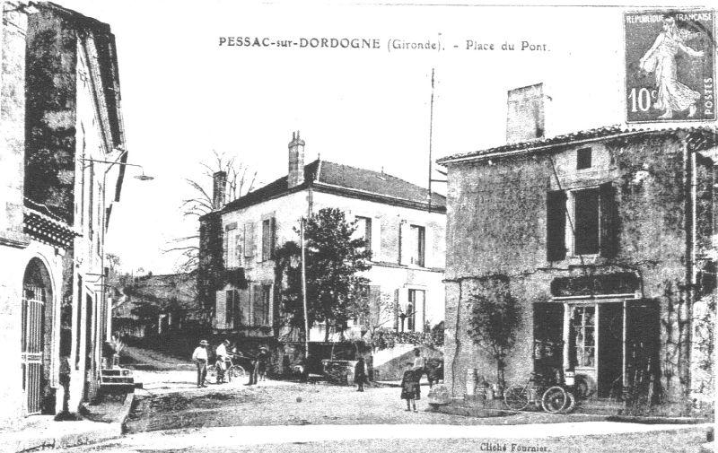 Place du Pont 1910