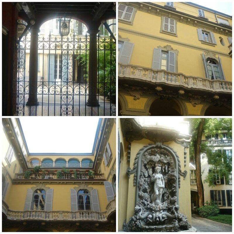 Palazzo Visconti - Milan