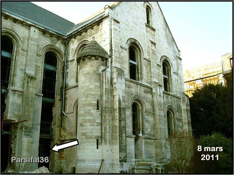 2011 - Rue d'Ecosse - 8 mars - d