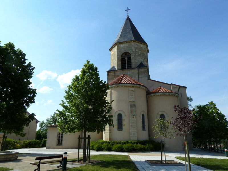 église de Crevant-Laveine