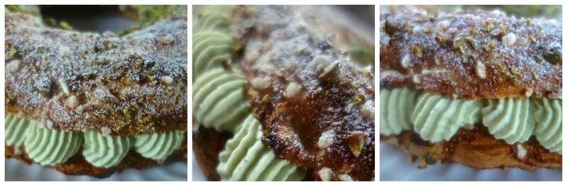Grenbole - Palerme (gâteau d'anniversaire)