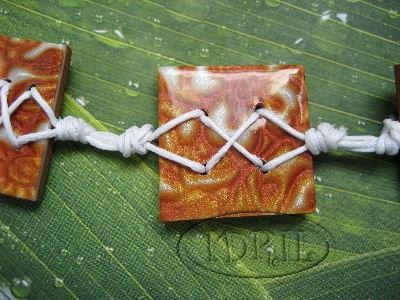détail bracelet idril