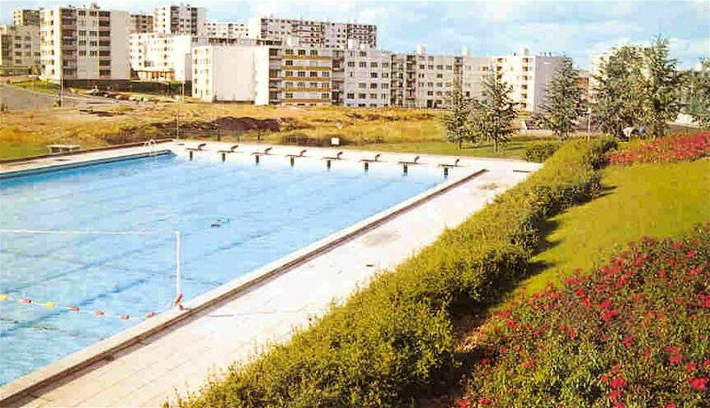 Ancienne piscine de saint chamond 42 saint chamond for Piscine 42