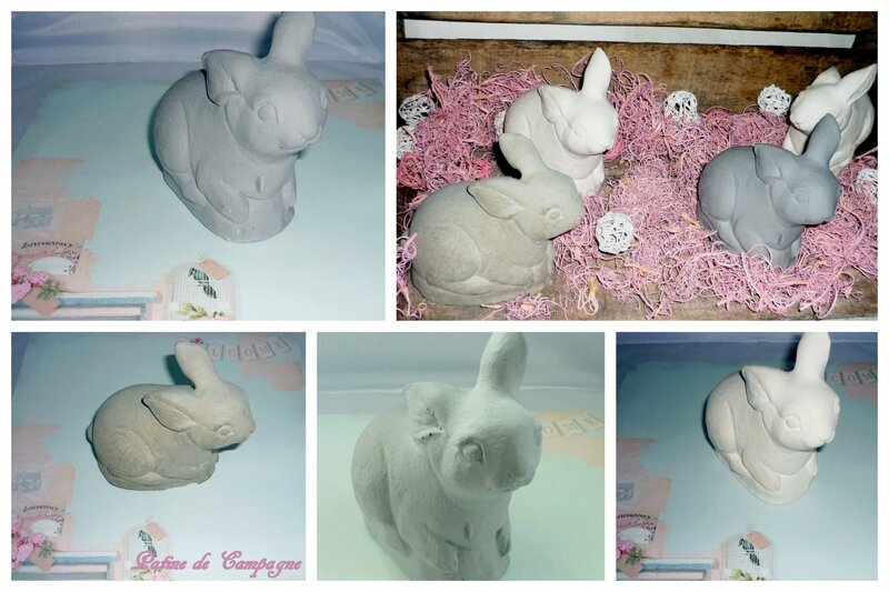 MOSAIQUE LAPIN