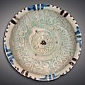 Bowl, iran, 12th-13th century ce