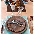 Table gourmandises chocolatées 016