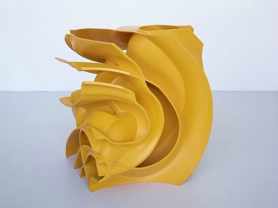 Tony Cragg, Sculptures à la galerie Thaddaeus Ropac