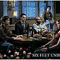 C'est reparti – six feet under
