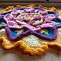 Mandala 3 relief