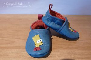 Chaussons Simpson