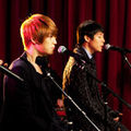 Jyj @mtv secret show part 1
