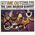 Blue rondo a la turk - the dave brubeck quartet (1959) / a bout de souffle - claude nougaro (1965)