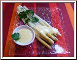 0191 - asperges sauce mousseline