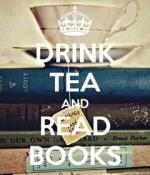 Drink tea and read english